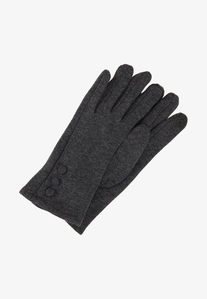 ALDO - IBENADIA - Rękawiczki pięciopalcowe - dark grey