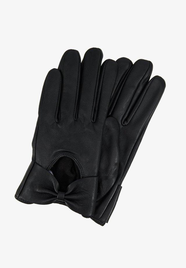 VITHRALIA - Fingerhandschuh - black