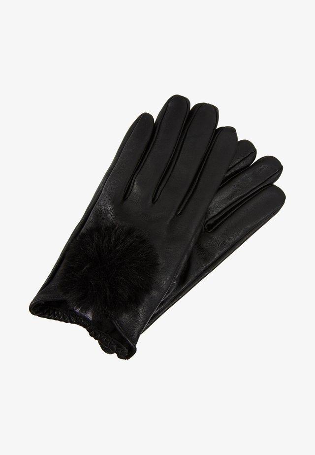 ARAUSSA - Fingerhandschuh - black
