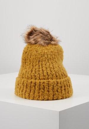 BIACLYA - Bonnet - mustard