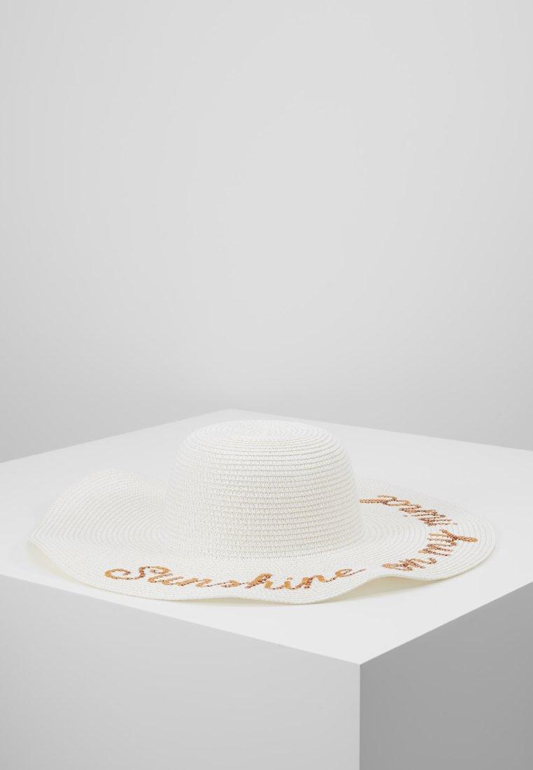 ALDO - SUNSHINE ON MY MIND  - Hat - white