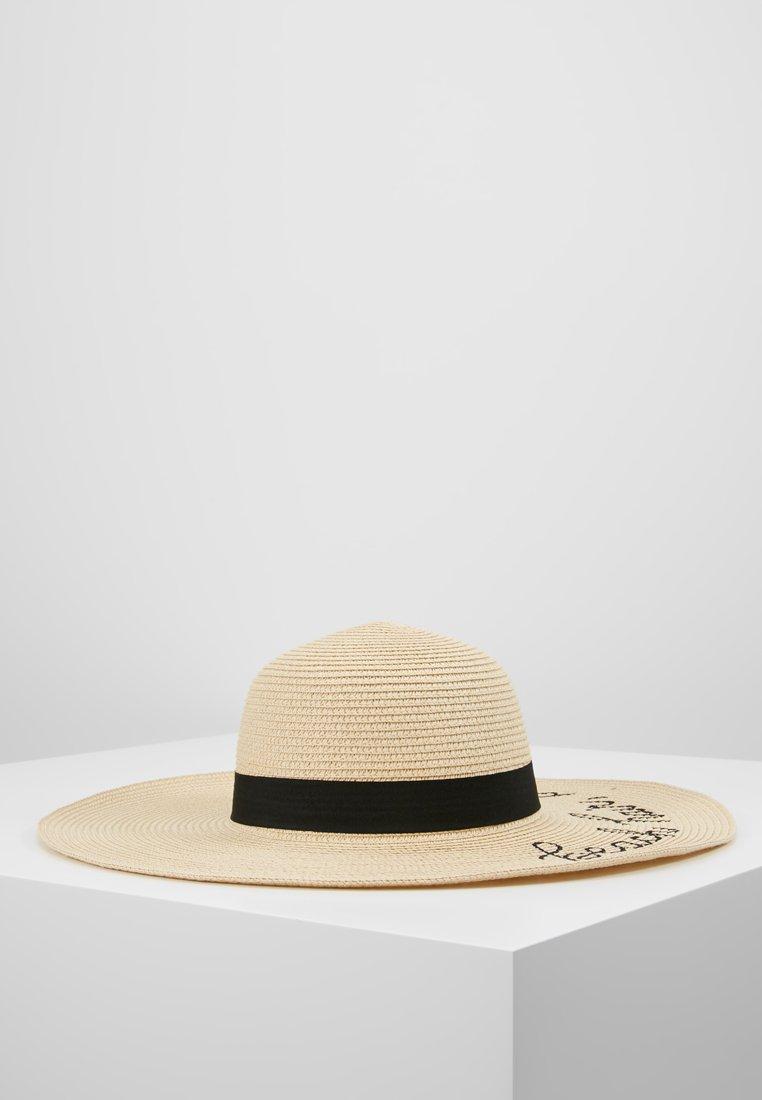 ALDO - PRILANIA BEACH HAIR DON`T CARE - Hat - beige