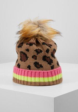 MALILLAN - Bonnet - brown