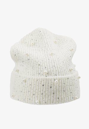 KEDELINDRA - Beanie - winter white