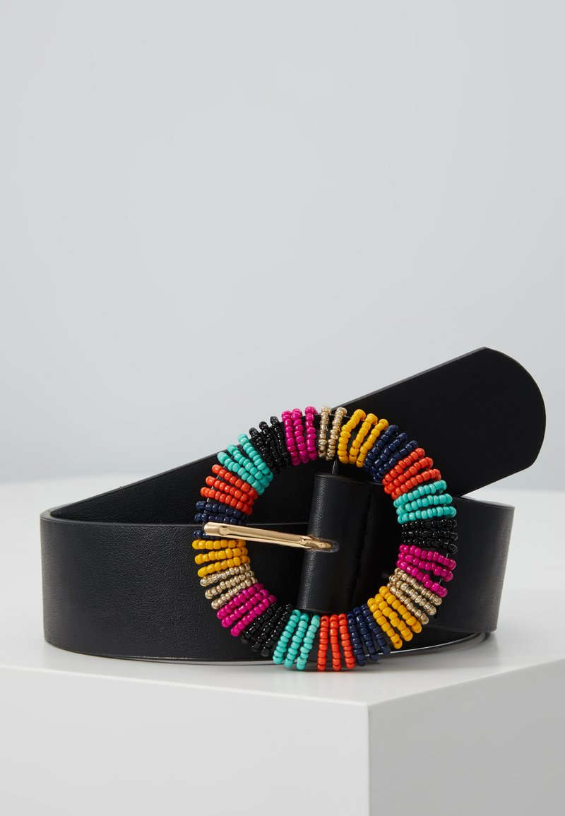 ALDO - Belt - black/multi
