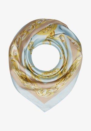 LARELIDDA - Tørklæde / Halstørklæder - light blue/ivory