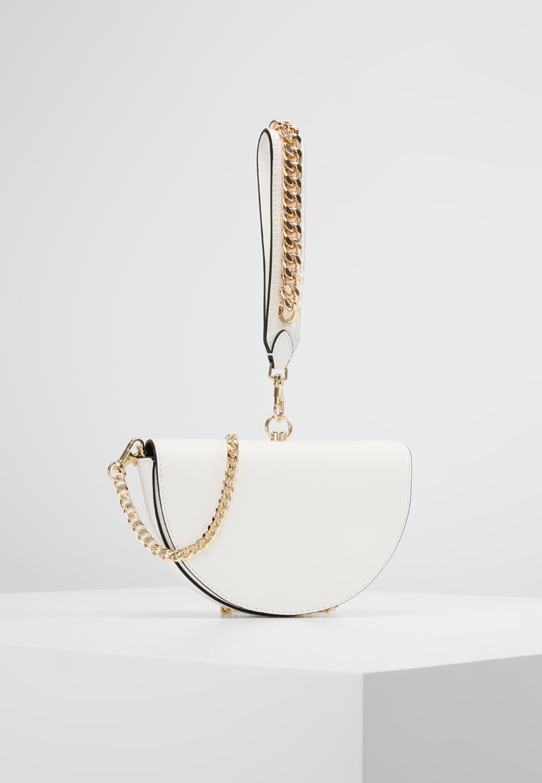ALDO - MOMBALDONE - Handtasche - white
