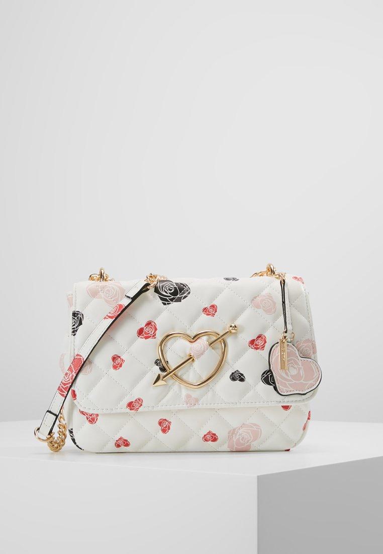 ALDO - MALLARE - Across body bag - light pink