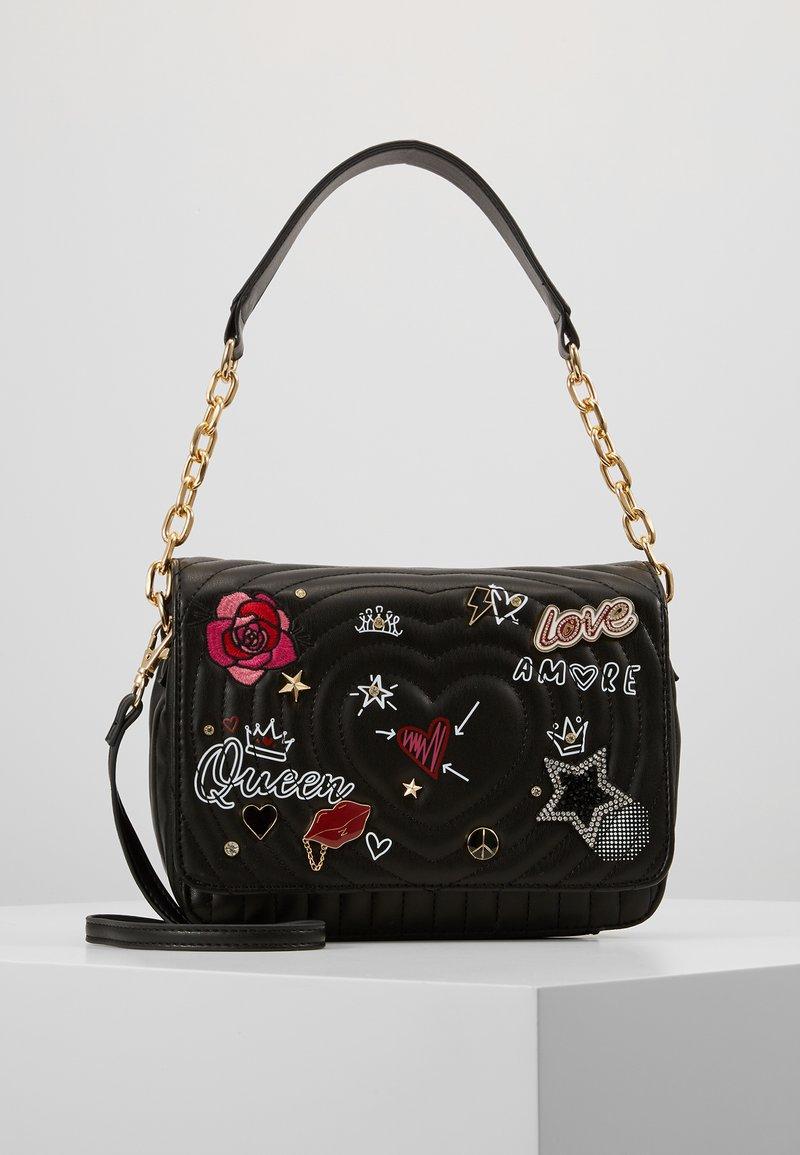 ALDO - ADROISSI - Handtasche - black