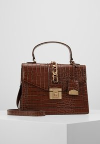 ALDO - GLENDAA - Handbag - dark brown - 0
