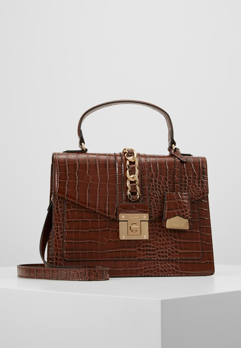 ALDO - GLENDAA - Handbag - dark brown