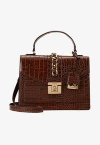 ALDO - GLENDAA - Handbag - dark brown - 5