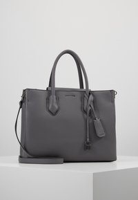 ALDO - IBAUWIA - Handbag - dark grey - 0