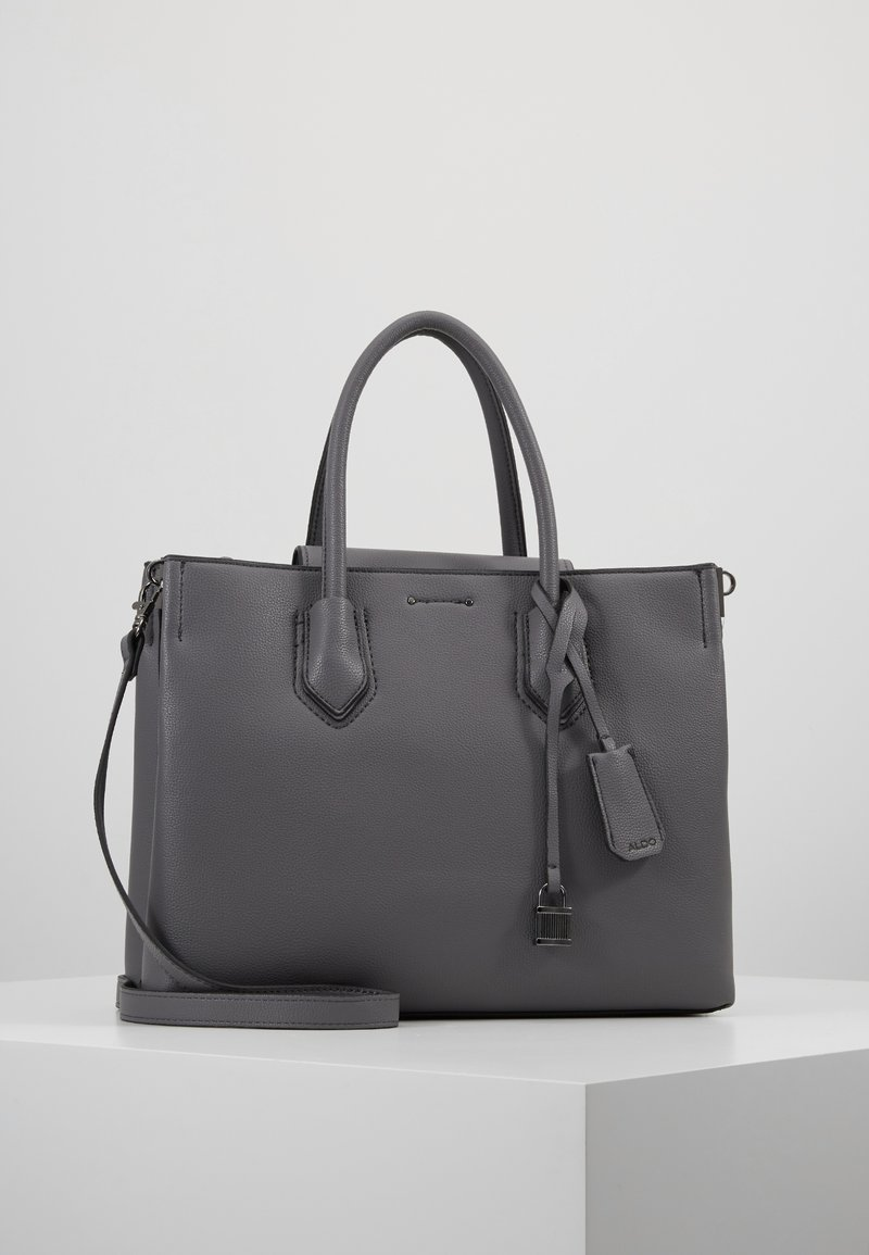 ALDO - IBAUWIA - Handbag - dark grey