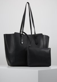 ALDO - JERURI SET - Shopping bag - black - 0
