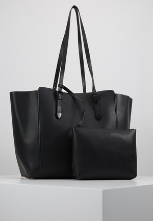 JERURI SET - Tote bag - black