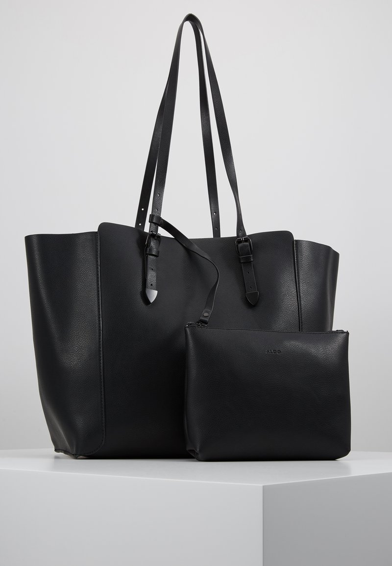 ALDO - JERURI SET - Shopping bag - black