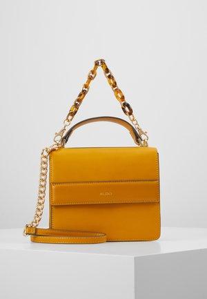 WERAVIEL - Håndtasker - mustard