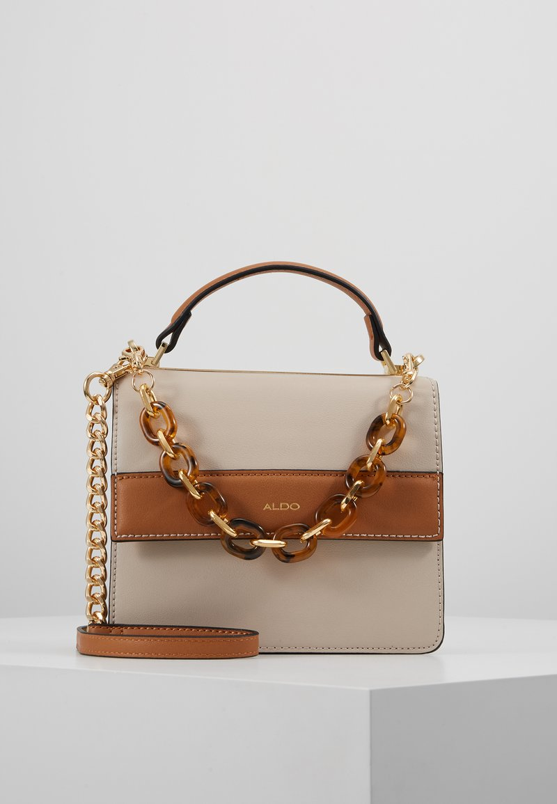ALDO - WERAVIEL - Handbag - bone