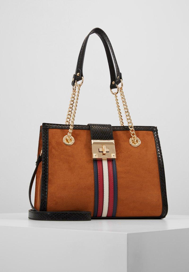 ALDO - YERAWIA - Handbag - rust