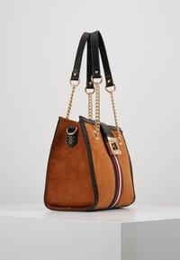 ALDO - YERAWIA - Handbag - rust - 3