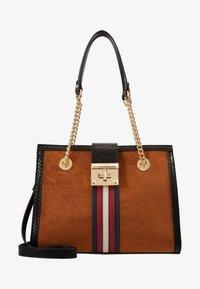 ALDO - YERAWIA - Handbag - rust - 5