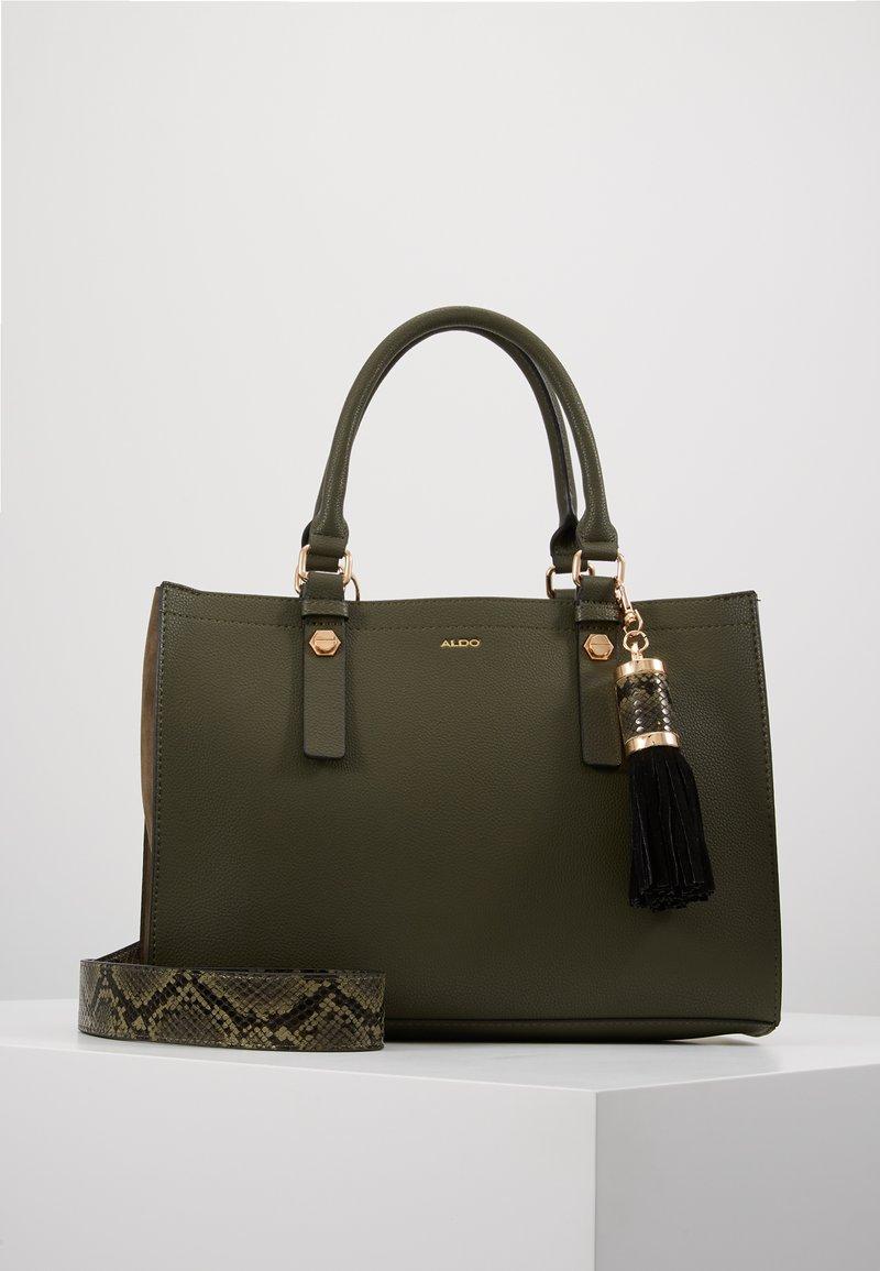 ALDO - ZENAWIEN - Handtasche - khaki green