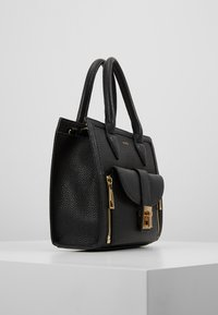 ALDO - OVAL SET - Handbag - black - 3