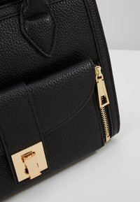 ALDO - OVAL SET - Handbag - black - 7
