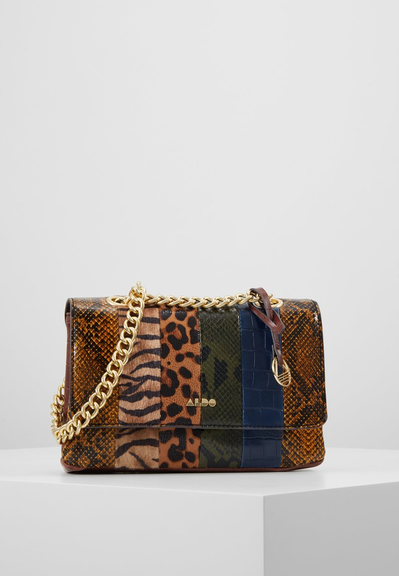 ALDO - PROAVEN - Across body bag - brown