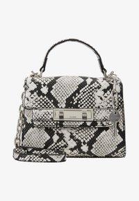ALDO - REATHIEL - Håndtasker - black/white - 5
