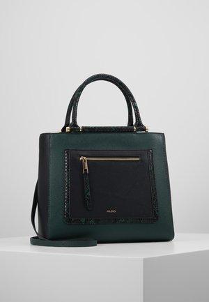 ABALINIEL - Handbag - dark green