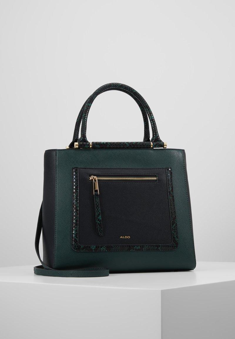 ALDO - ABALINIEL - Handbag - dark green