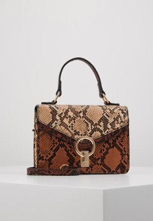 FINCHES - Handtasche - brown