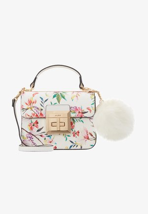 CHIADDA - Borsa a mano - pastel/white/gold-coloured