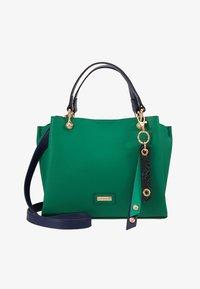 ALDO - VIREMMA - Kabelka - jolly green/gold-coloured - 1