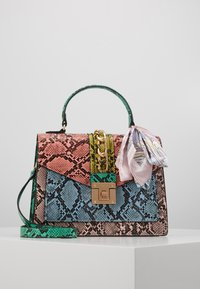 ALDO - GLENDAA - Handbag - multi/gold-coloured - 0