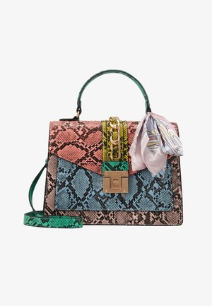 GLENDAA - Handbag - multi/gold-coloured