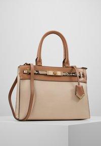 ALDO - FERMES - Handbag - nude/tan/gold-coloured - 0