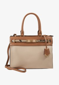 ALDO - FERMES - Handbag - nude/tan/gold-coloured - 1
