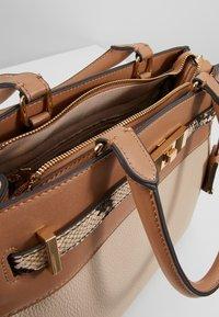 ALDO - FERMES - Handbag - nude/tan/gold-coloured - 5