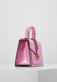 ALDO - MARTIS - Håndveske - cyclamen with gold hardwareembossed - 3