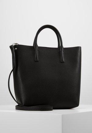 IBAOMMA - Sac à main - jet black/silver