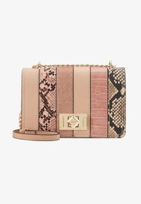 ALDO - LOVOWIA - Bandolera - rose dust/gold-coloured