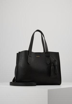 ACHILLIEA - Handtas - black