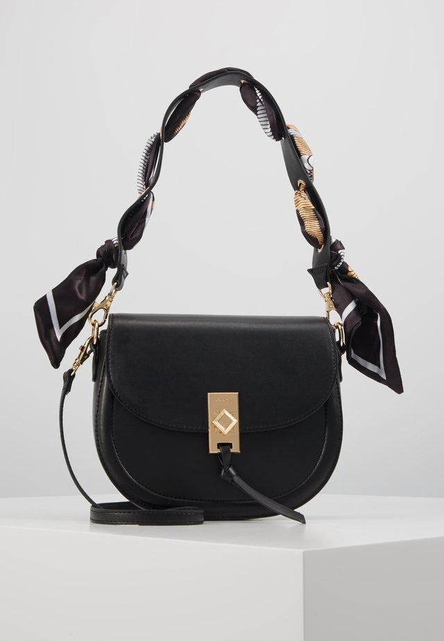 CHAMUSCA - Handtasche - black