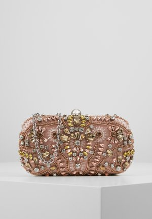 OLIWIER - Clutch - rose gold