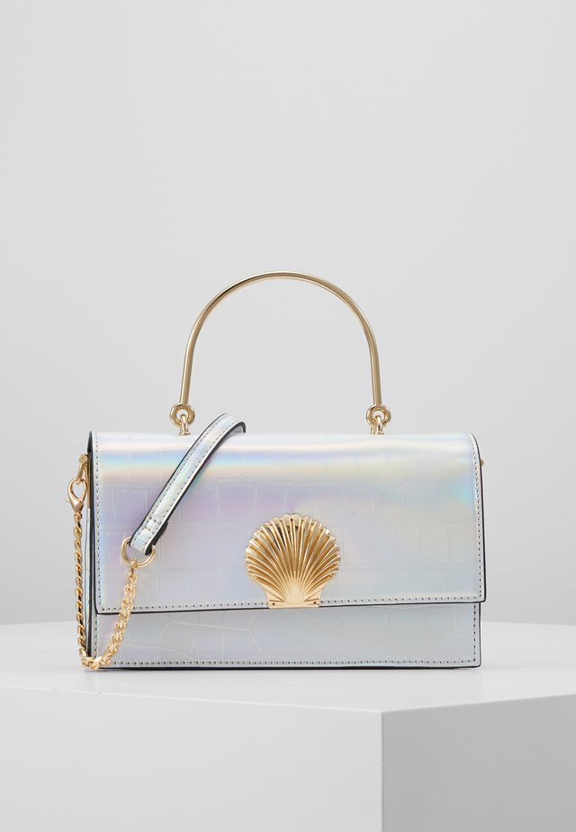 DALDAL - Handbag - light silver