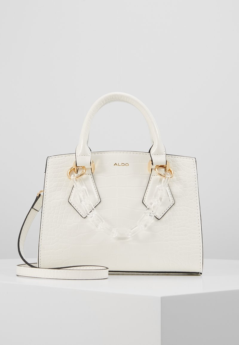 ALDO - MAROUBRA - Handbag - white