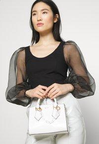 ALDO - MAROUBRA - Handbag - white - 1
